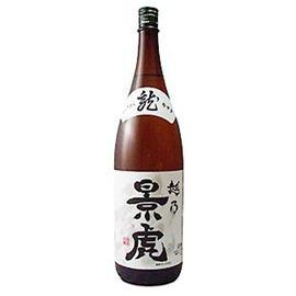 越乃景虎 龍 普通酒